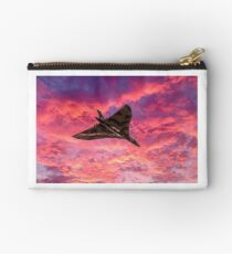Vulcan going out in a blaze of glory Studio Pouch