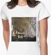 The Kings Organ Women's Fitted T-Shirt
