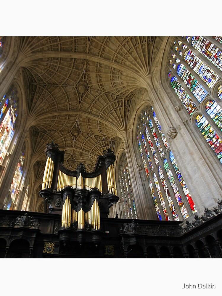 The Kings Organ by JohnDalkin