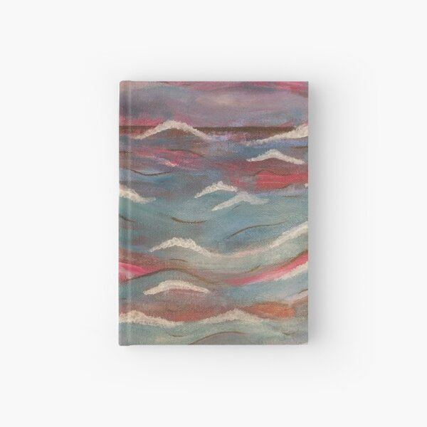 Sunset Sea Hardcover Journal
