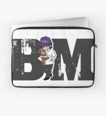 Bob Morley -BM - BLACK Laptop Sleeve