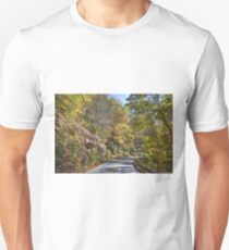 A Scenic Highway Unisex T-Shirt