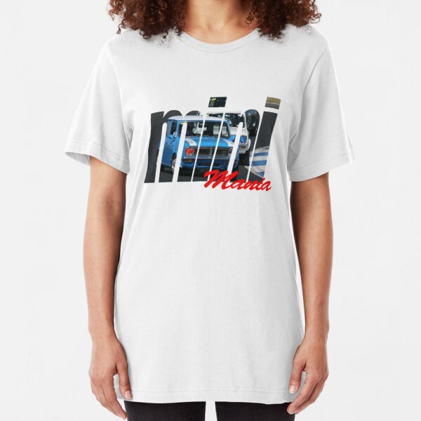 Mini Mania Slim Fit T-Shirt