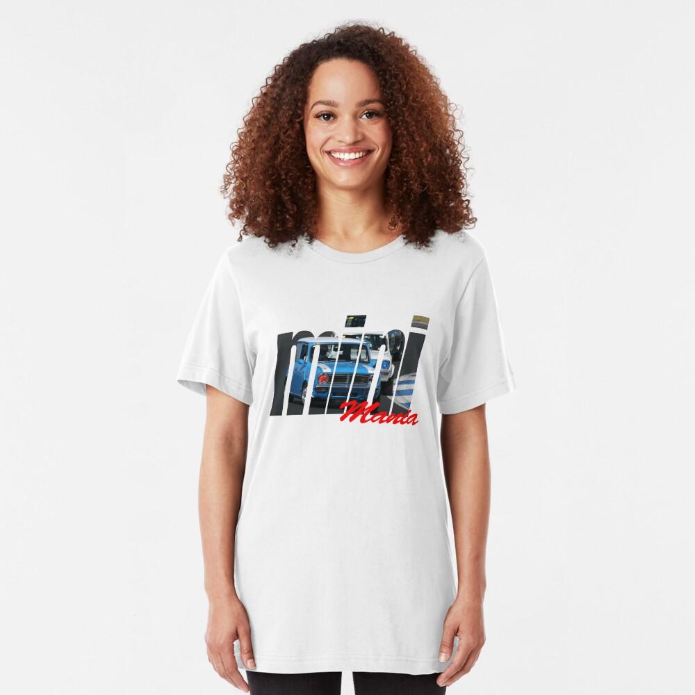 Mini Mania Slim Fit T-Shirt