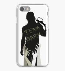 Team Daryl - The Walking Dead iPhone Case/Skin