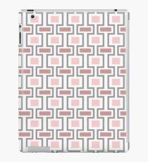 Coral Retro Pattern iPad Case/Skin