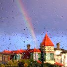 Rainbow in Brighton by Roz McQuillan