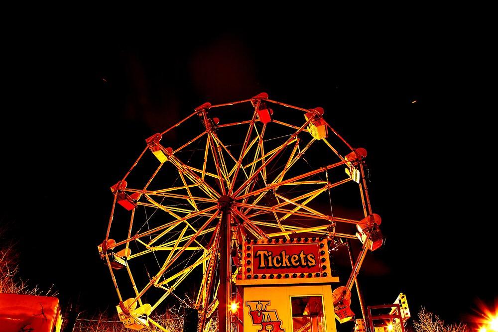 Ride Sally Ride ! by pmarella