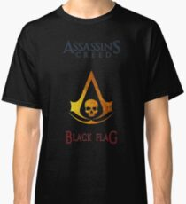Assassin's Creed Black Flag Classic T-Shirt