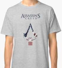 Assassin's Creed III Classic T-Shirt