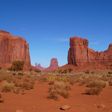 Monument Valley by Mooreky5