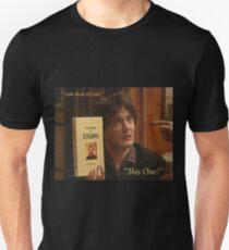 "Black Books ""Little Book of Calm"" T-Shirt"