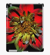 Dearest Dahlia iPad Case/Skin