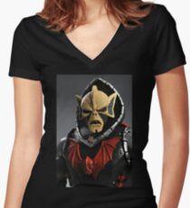 Hordak T-Shirt Women's Fitted V-Neck T-Shirt