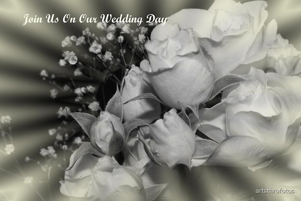Wedding Invitation by artsthrufotos