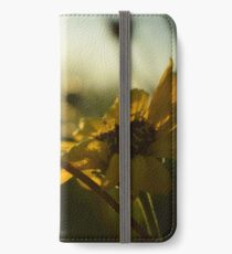 Dancing Petals iPhone Wallet
