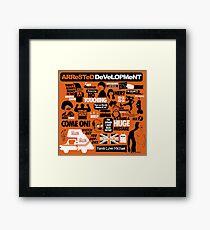 Arrested Development Framed Print