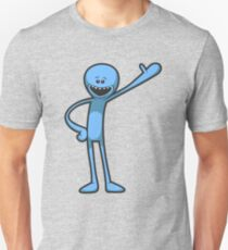 -RICK AND MORTY- Mr Meeseeks  Unisex T-Shirt