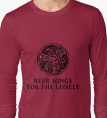 Three Dogs Beer Songs T-Shirt