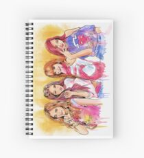 """BLACKPINK """"As if its your last"""" Spiral Notebook"""