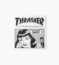 Thrasher Art Board