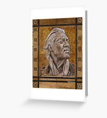 Billie Joe Shaver Greeting Card