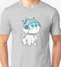-RICK AND MORTY- Lawnmower Dog Unisex T-Shirt