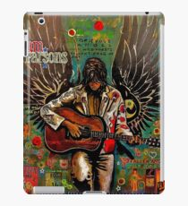 Gram Parsons iPad-Hülle & Klebefolie