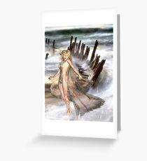 Lorelei - Mel Brackstone & Rose Greeting Card