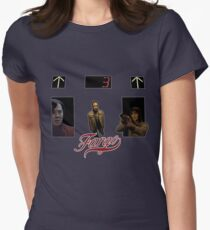 3rd Floor Womens Fitted T-Shirt