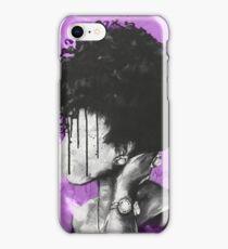 A Natural Affair PURPLE  iPhone Case/Skin