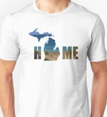 Michigan is my Home T-Shirt
