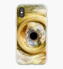 Schwarzes Loch im Carina-Nebel iPhone-Hülle & Cover