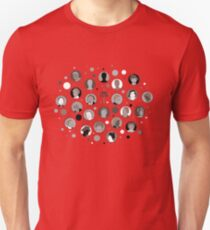 Networks Matter by Alison Atkin T-Shirt