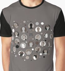 Networks Matter by Alison Atkin Graphic T-Shirt