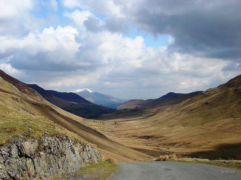 Newlands Valley, English Lake District by leelee