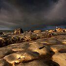 Lighthouse at Beachy Head by shacky