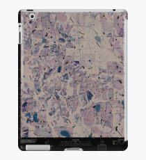 USGS TOPO Map Georgia GA Amboy 20110317 TM Inverted iPad Case/Skin