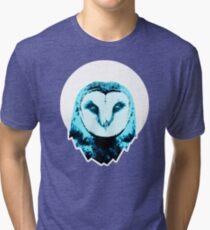 Owl Moon Tri-blend T-Shirt