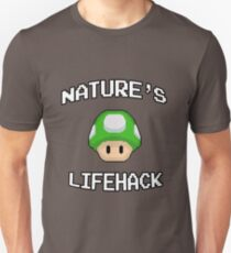 Nature's Lifehack Unisex T-Shirt