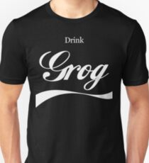 Drink Grog - Pirate Soda Unisex T-Shirt
