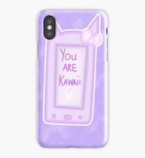 Kawaii Cell Phone iPhone Case/Skin