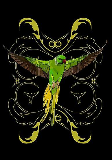 Parrot by Adam Santana