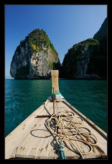 Poda Ahoy by Robert Mullner