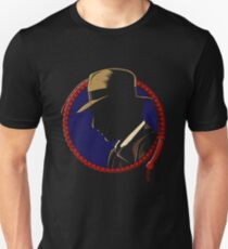 Indiana Jones - Profil T-Shirt