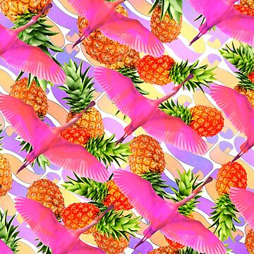 Pineapple flingo  by B-ruder