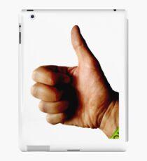 Thumbs Up Regular Photography iPad Case/Skin