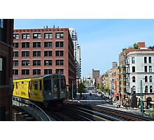 Chicago Subway Photographic Print