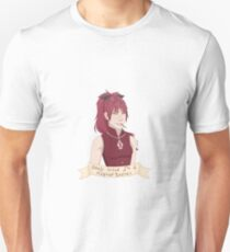 """Nobody knows I'm a magical lesbian"" Unisex T-Shirt"