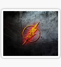 The Flash Sticker